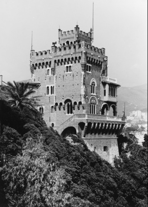 Villa at Capo S. Chiara