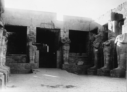 Temple of Amun-Re