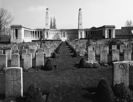 English War Memorial and Cemetery