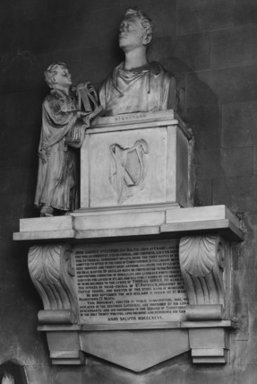 Christ Church Cathedral;Monument to Sir John Stevenson