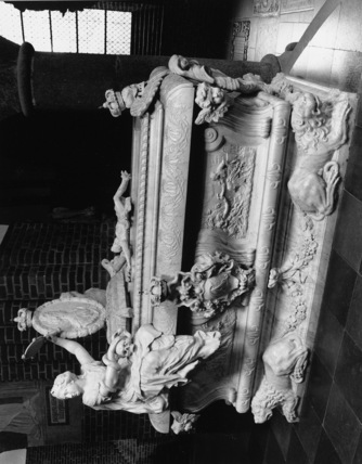 Roskilde Cathedral;Tomb of Queen Charlotte Amalia