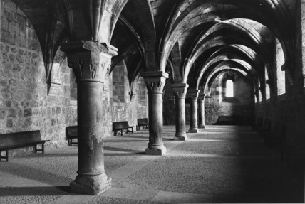 Monastery of Santa Maria de Huerta;Hall of the Conversi