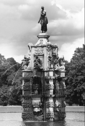 Arethusa Fountain