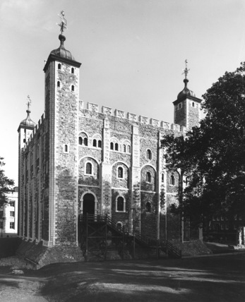 The Tower of London;The White Tower