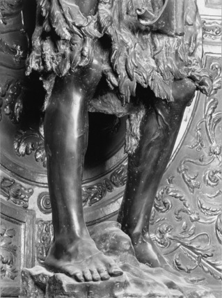 Siena Cathedral;Statue of Saint John the Baptist