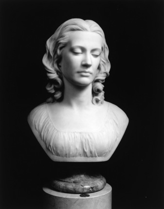 Bust of Mary Munro