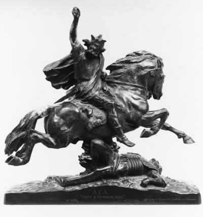 Statuette of Vercingetorix