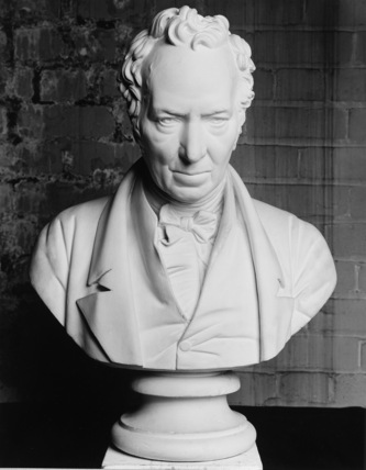 Bust of Thomas Berwick