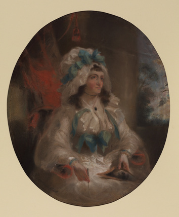 Portrait of Miss Hartley