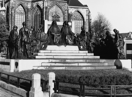 Monument to the van Eyck Brothers