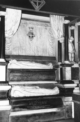 Tomb of Alice Duchess of Dudley and Lady Alice Dudley