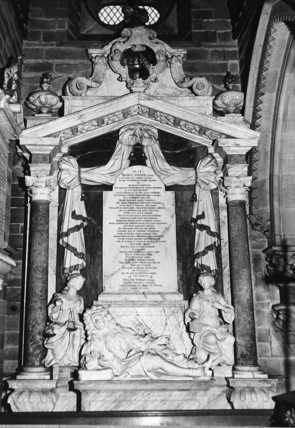 Church of St Mary;Monument to Thomas Vernon