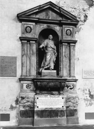 Santa Croce;Church of Santa Croce;Monument to Giovanni Lamio