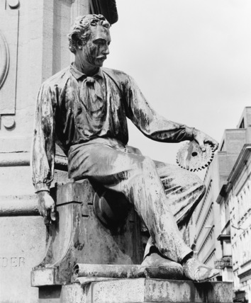Monument to John Cockerill