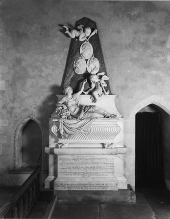 Monument to Elizabeth, Countess of Gainsborough