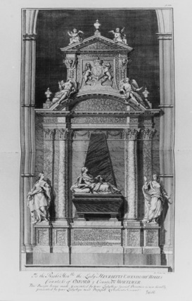 Westminster Abbey;Abbey Church;Monument to John Holles, Duke of Newcastle
