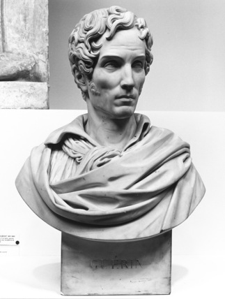 Bust of Pierre Guerin