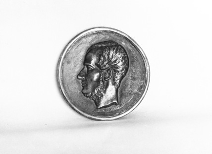 Medallion of Paul Delaroche