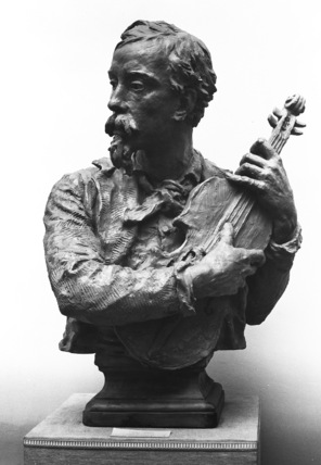Statue of Charles Carpeaux