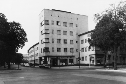 Weisst Stadt Housing Estate