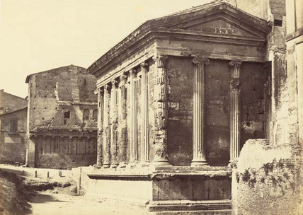 Temple of Fortuna Virilis