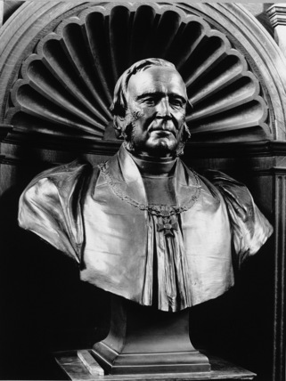 Bust of Frederick Temple