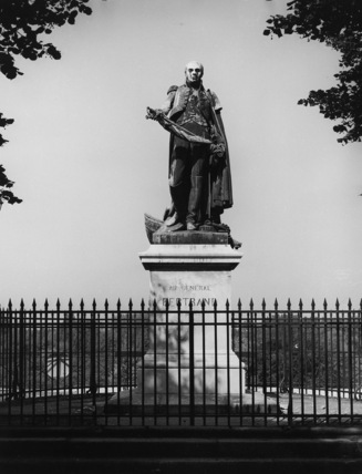 Statue of General Bertrand