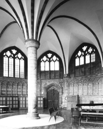 Worcester Cathedral;Chapter House