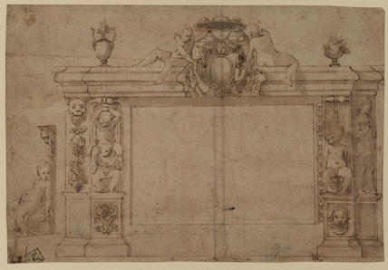 Design for a fireplace