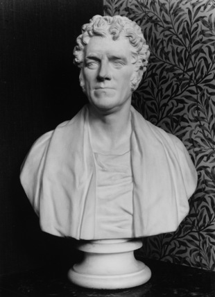 Bust of Dr Thomas Arnold