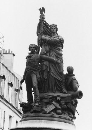 Monument to General Moneey