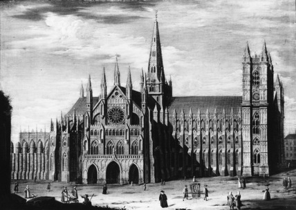 Westminster Abbey;Abbey Church