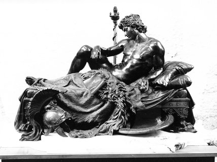 Alexander the Great Resting
