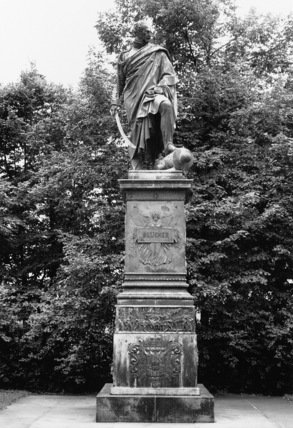 Monument to Field Marshal Blucher