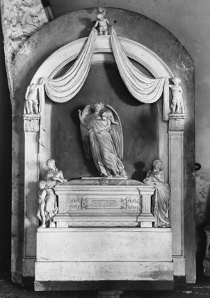 Model for the Monument to Countess Berta Moltke Ferrari Corbelli