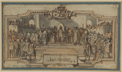 Marriage of Henry II and Catherine de' Medici