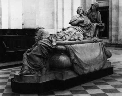 Church of the Sorbonne;Tomb of Cardinal Richelieu
