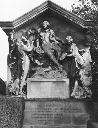 Monument to Shakespeare
