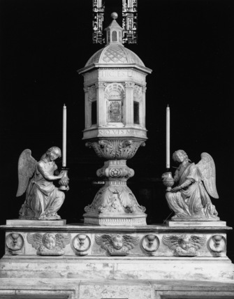 Collegiata;High Altar