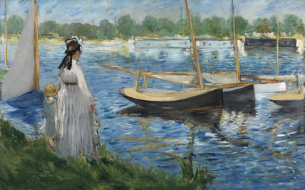 Banks of the Seine at Argenteuil