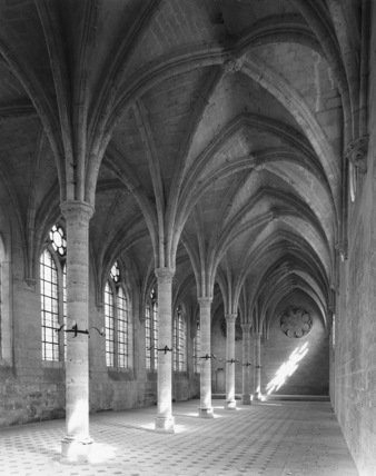 Abbey of St Jean des Vignes;Refectory