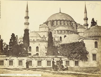 Great Mosque of Mohammed II