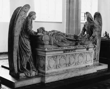 Tomb of the 8th Marquess of Lothian