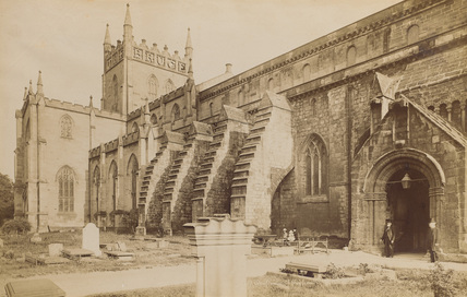 Dunfermline Abbey;Abbey Church