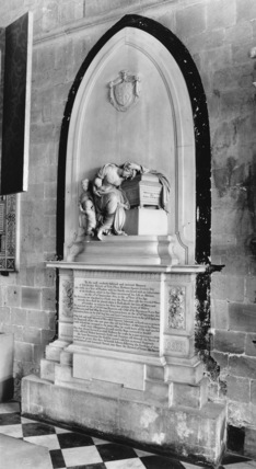 Worcester Cathedral;Cathedral Church;Monument to Richard Solly