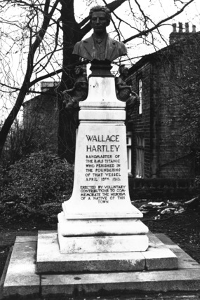 Wallace Hartley Memorial