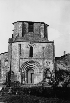 Abbaye de Saint-Emilion;Upper Church