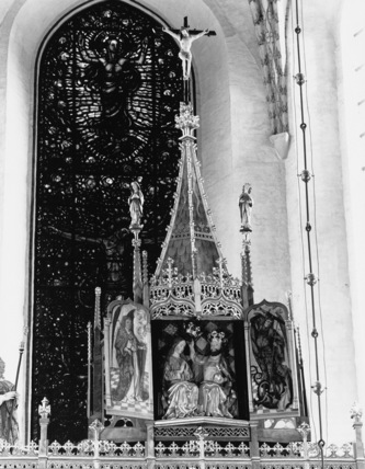 Aarhus Cathedral;High Altar