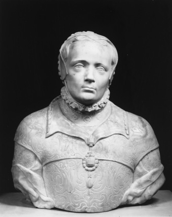 Bust of Mary I