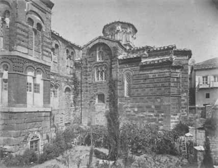 Hosios Loukas;Church of The Mother of God